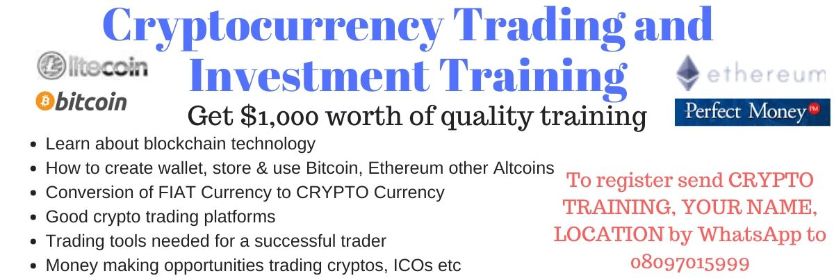 FREE Cryptocurrency Trading and Investment Training